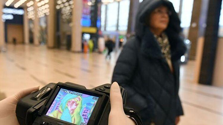 Journalists checked amid coronavirus threat to attend Zakharova's briefing