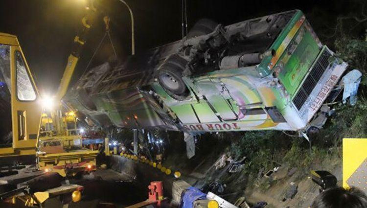 Zambiyada yol qəzasında 12 nəfər ölüb
