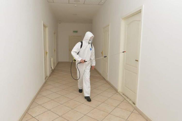 Nazirlik: Koronavirusla bağlı
