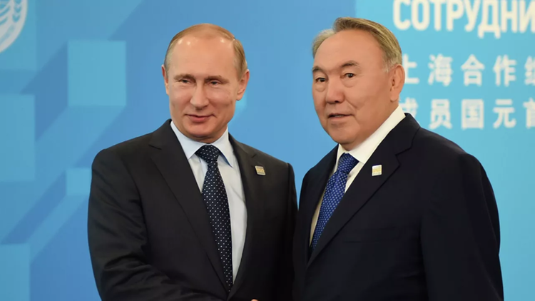 Nazarbayev, Putin discuss outcome of Russian-Turkish talks on Syria