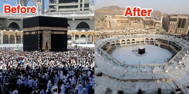 Saudi Arabia reopens Kaaba amid Covid-19 measures