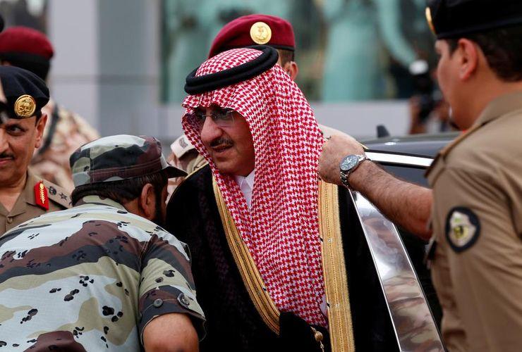Saudi Arabia detains senior royals for alleged coup plot, including king