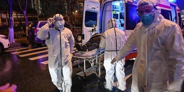 Fransada koronavirusa yoluxanların sayı mini ötüb