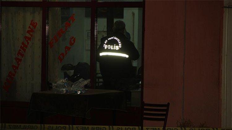 Türkiyədə kafedə silahlı insident nəticəsində 3 nəfər ölüb