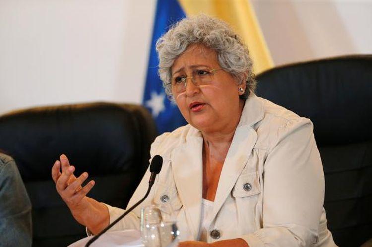 Fire destroys most voting machines in Venezuela