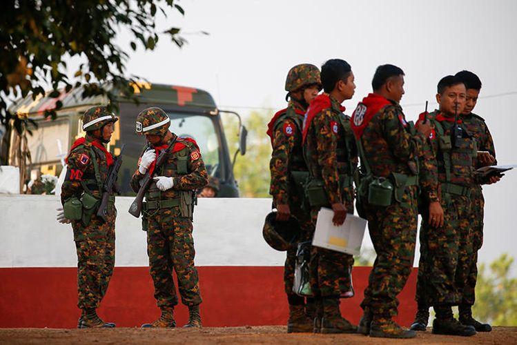 Myanmar army sues Reuters for criminal defamation