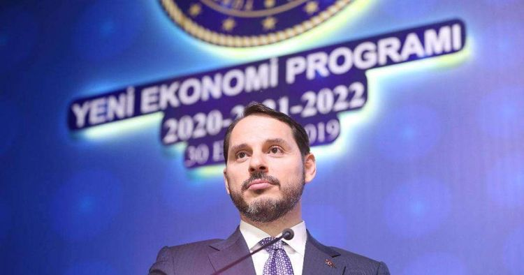 Latest indicators point at much higher Q1 growth, Turkish finance minister says