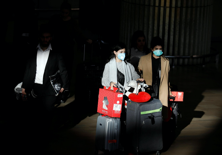 Israel to require quarantine for anyone coming into the country