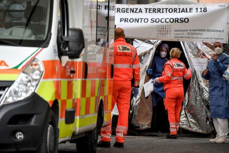 İtaliyada son sutka ərzində 97 nəfər koronavirusun qurbanı olub