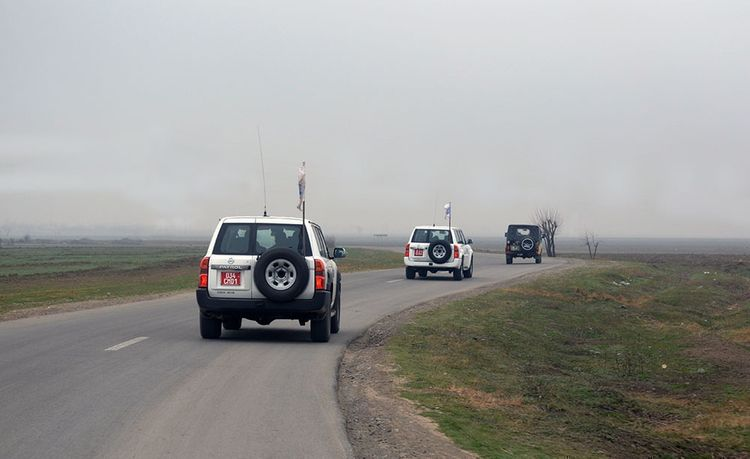 OSCE MG to hold next ceasefire monitoring exercise on the LOC