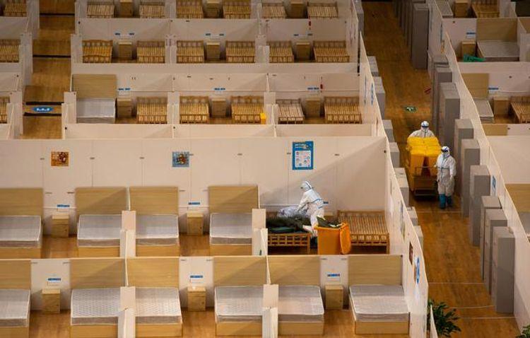 China shuts all temporary coronavirus hospitals in city of Wuhan