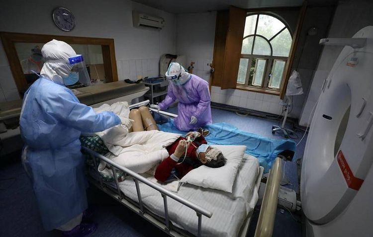 Coronavirus situation improving in China