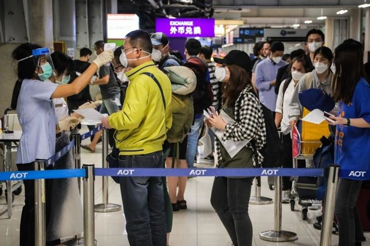 Thailand cancels visa on arrival for 18 countries, visa exemptions for three to limit virus spread