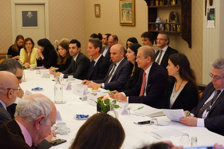"""Ambassador: """"If Armenia gives up its occupation policy, may join regional projects"""""""