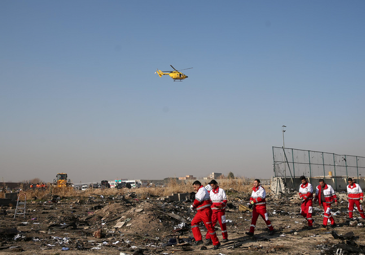 Iran agrees to send black boxes of downed airliner to Ukraine