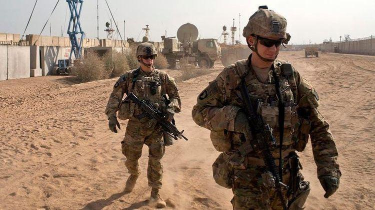 Two U.S., one British personnel killed in Iraq rocket attack