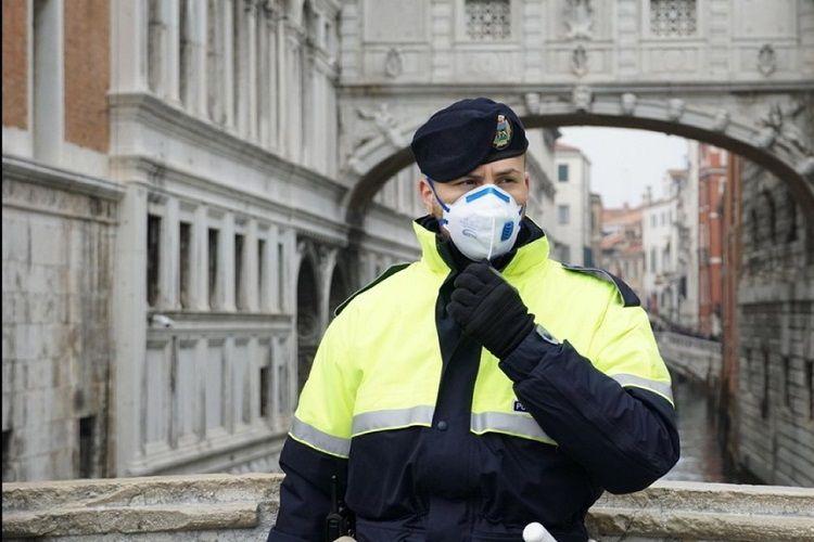 İtaliyada bir gündə 200-ə yaxın insan koronavirusdan ölüb