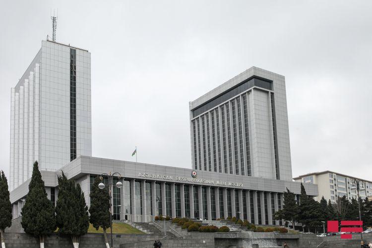 Milli Məclisin sabahkı iclasının gündəliyinə 18 məsələ daxil edilib