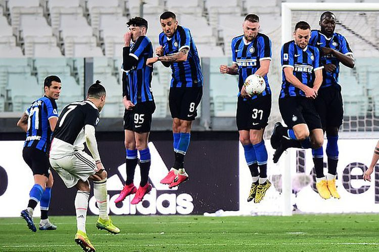 Inter Milan suspend all competitive activities