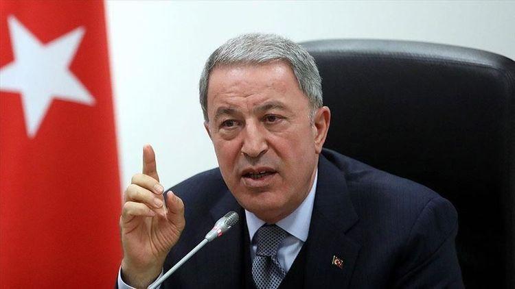 "Turkish defense minister: ""Turkish troops staying put in Idlib, Syria"""