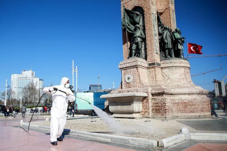 Turkey confirms second case of coronavirus