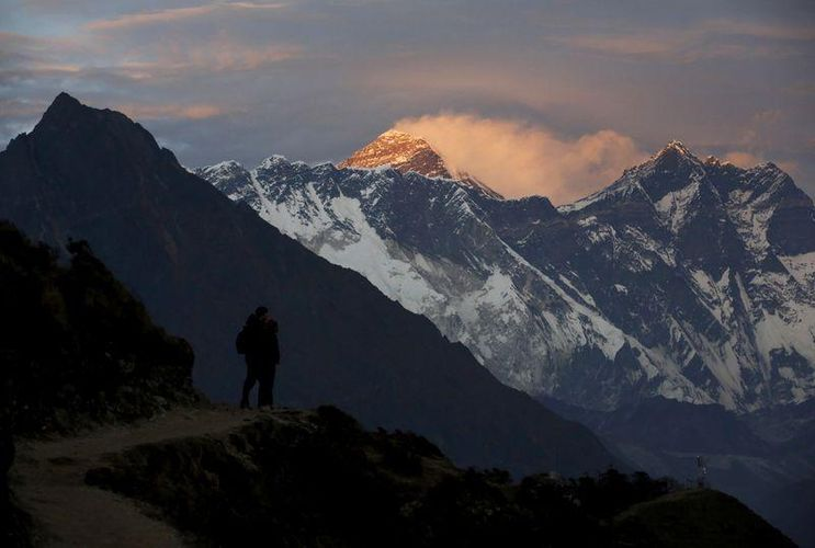 Nepal closes Mount Everest for climbers because of coronavirus fears