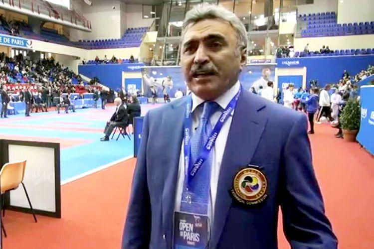 """Yaşar Bəşirov: """"Belə durumda azarkeşlərin zala girişinə icazə verməzlər"""""""