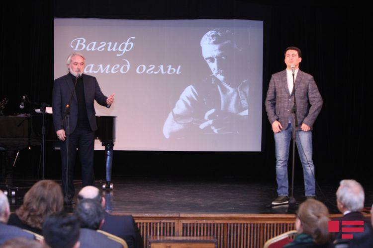 Moskvadakı Jurnalistlər evində Vaqif Səmədoğlunun xatirə gecəsi keçirilib - FOTO