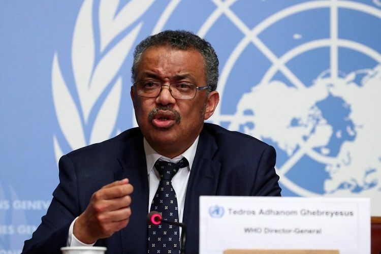 ÜST-ün Baş direktoru Avropanı koronavirus pandemiyasının episentri adlandırıb