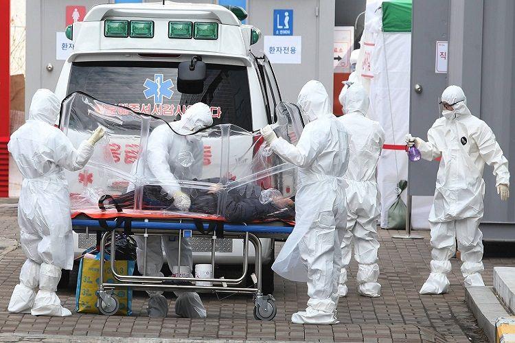 Fransada son bir gündə 800-dən çox insan koronavirusa yoluxub