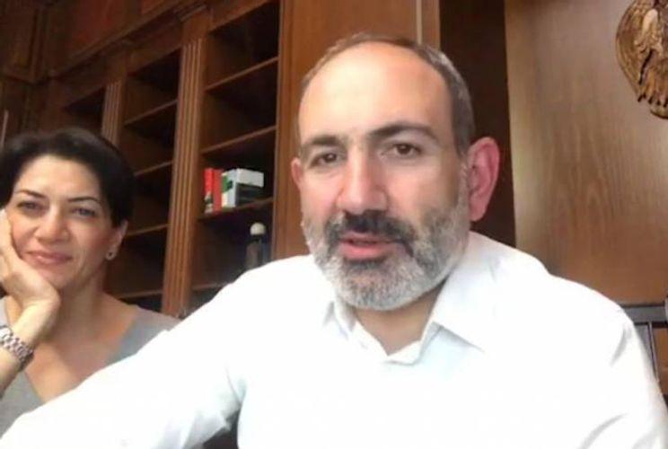 Armenian Prime Minister self-quarantines as precaution pending coronavirus test