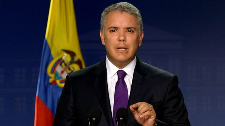 Colombia closes border with Venezuela over coronavirus
