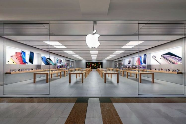 Apple closes all stores outside China