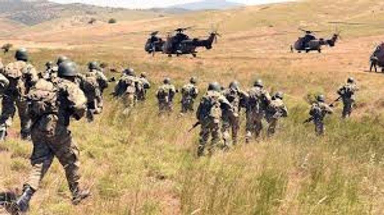 Türkiyə ordusu İraqın şimalında 11 PKK-çını zərəsizləşdirib