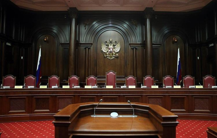 Law on amendments to Russian Constitution submitted to Constitutional Court