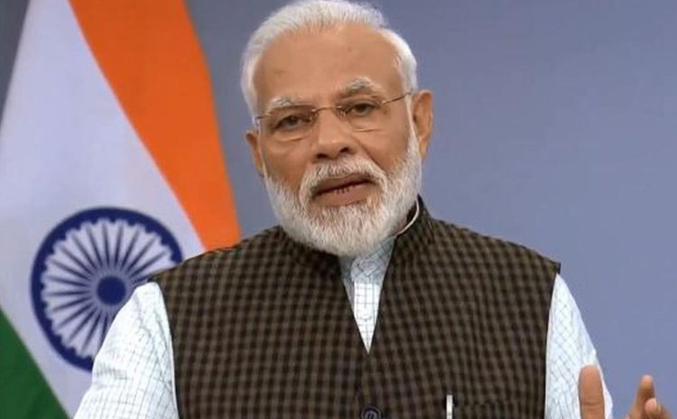 Indian PM proposes emergency Covid-19 fund for Saarc nations