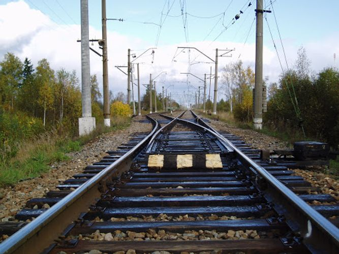 Movement of passenger trains to Ukraine being suspended