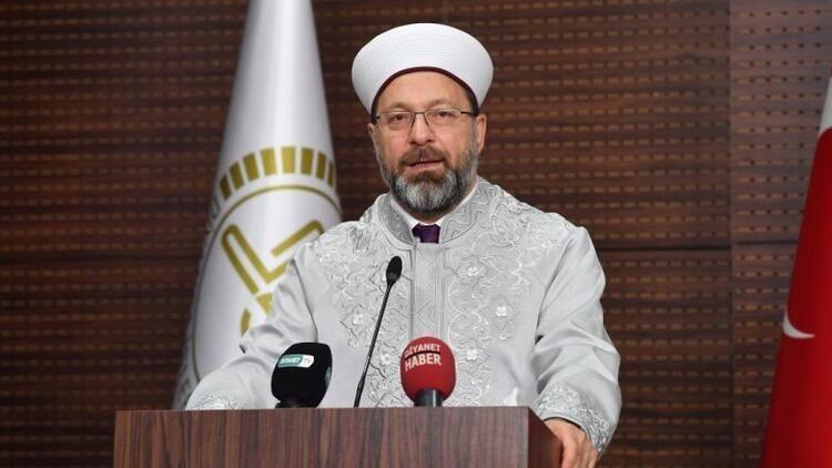 Turkish Diyanet bans prayers in mosques due to coronavirus