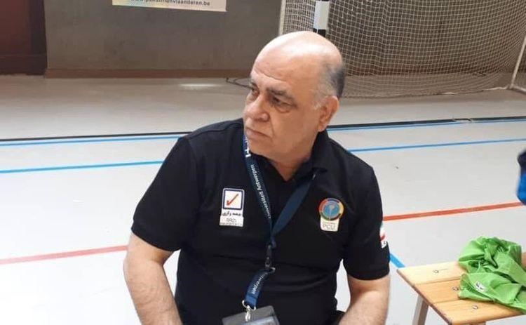 Iranian futsal coach Taheri dies of coronavirus