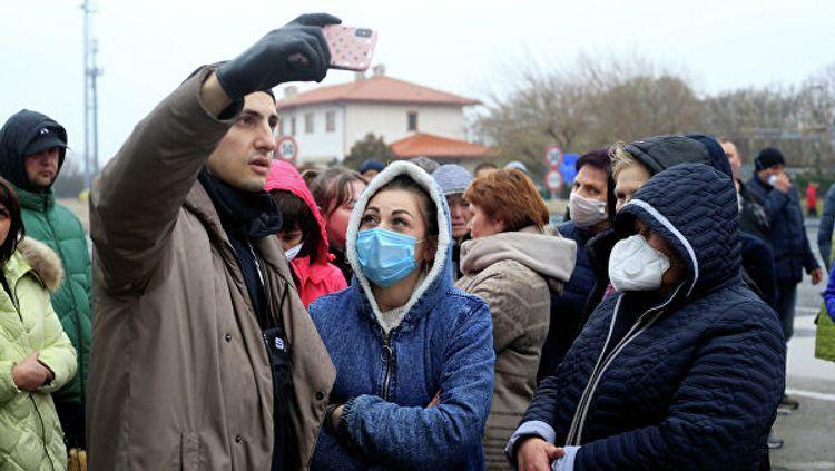 Fransada koronavirusdan ölənlərin sayı 148-ə, İtaliyada isə 2158-ə çatıb