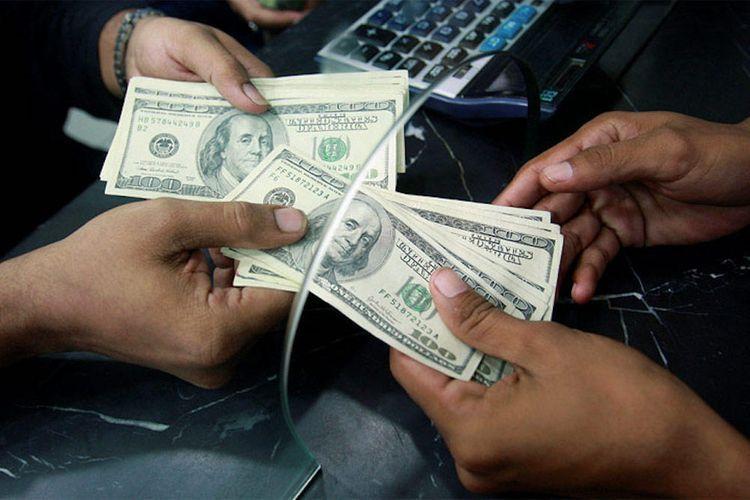 Azərbaycandakı bankların nağd valyutaya olan tələbi azalıb