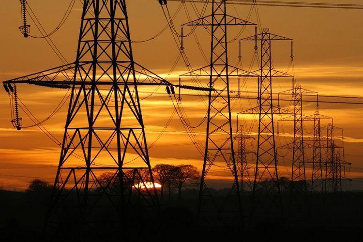 В этом году Азербайджан экспортировал 375 млн кВт/ч электроэнергии