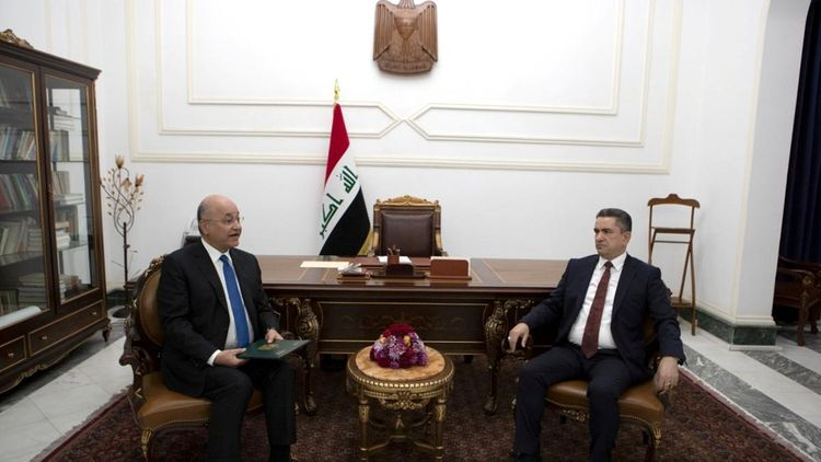 Iraq designated prime minister says to prepare elections within year