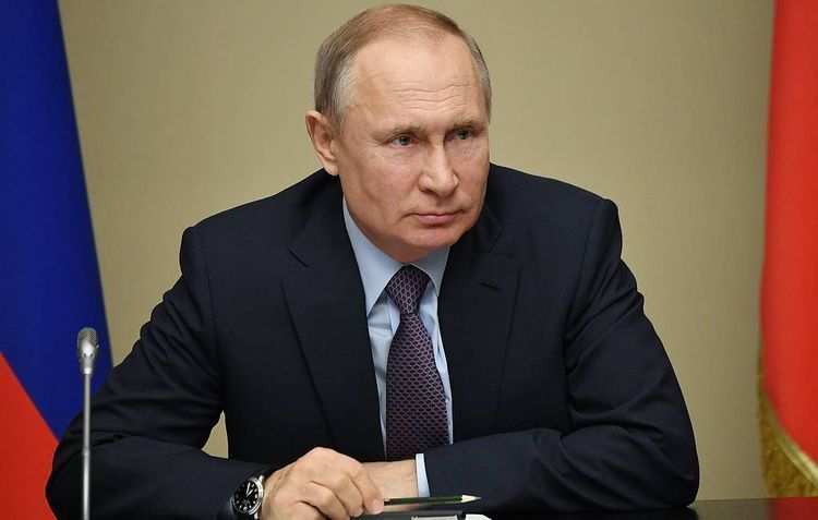 Putin says his status after 2024 will depend on society's aspirations