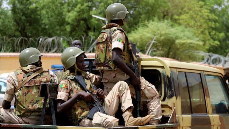 Militant attack kills 29 Malian soldiers - army