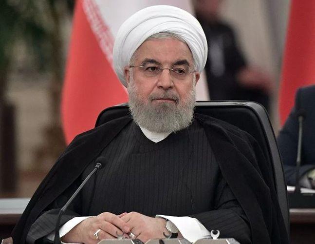 Ruhani ABŞ-ın İrana qarşı sanksiyaları ilə bağlı amerikalılara müraciət edib