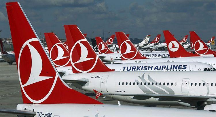 Türkiyə daha 46 ölkəyə uçuşları dayandırıb