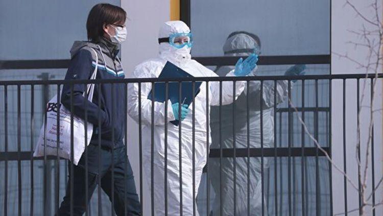 Almaniyada koronavirusa yoluxanların sayı 25 minə yaxınlaşır