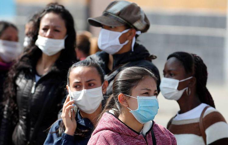 ÜST: Dünyada 292 mindən çox insan koronavirusa yoluxub