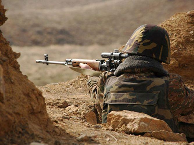 Armenia violates ceasefire 25 times